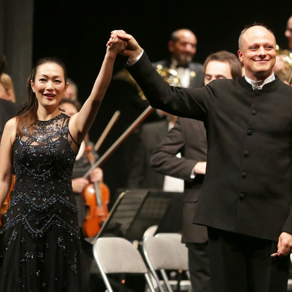 Ayako Fujiki Schumann Teatre La Massa Palikarov