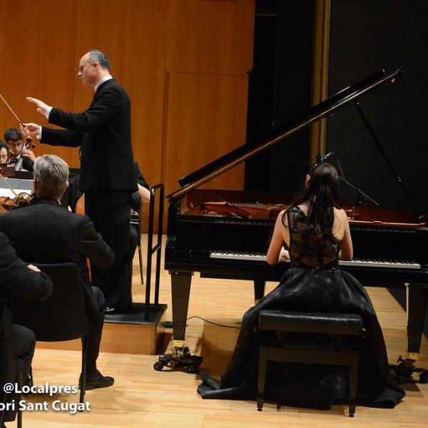 Ayako Fujiki Schumann Sant Cugat 2