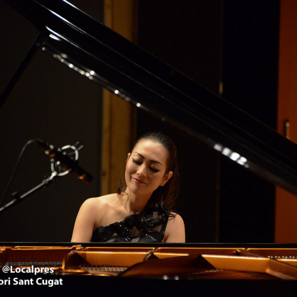 Ayako Fujiki Schumann Sant Cugat 1