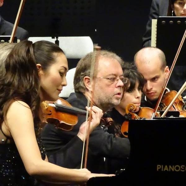Ayako Fujiki Schumann Teatre La Massa